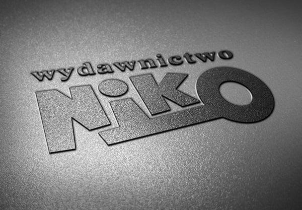Logotyp dla Wydawnictwa NIKO