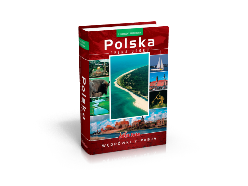 Polska pelna uroku OKLADKA 3D