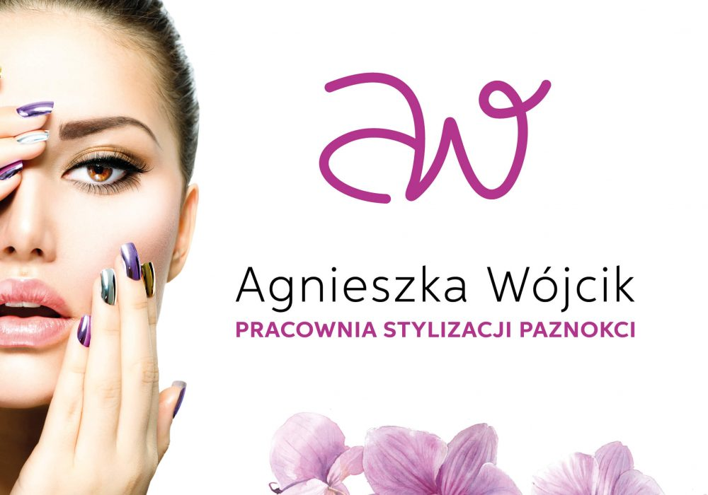 Logotyp Pracowni Stylizacji Paznokci