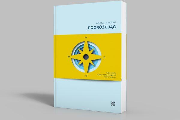 Projekt książki Podróżując - propozycja 01