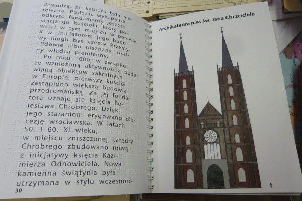 Dotknij Wrocławia - przewodnik turystyczny po Starówce we Wrocławiu