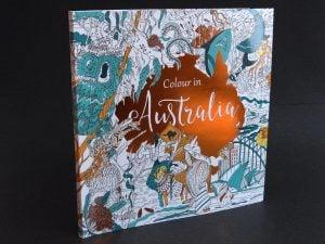 Kolorowanka-Australia
