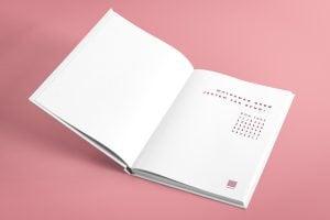 Projekt książki Jestem jak echo 03