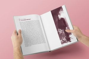 Projekt książki Jestem jak echo 04
