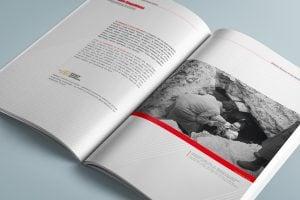 Projekt książki towarzyszącej wystawie Polska - światu 05