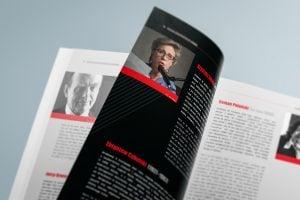 Projekt książki towarzyszącej wystawie Polska - światu 07