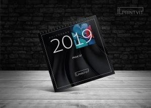 Projekt kalendarza ściennego 02