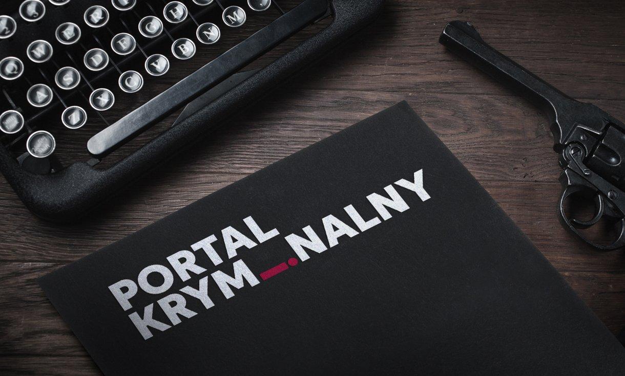 Portal kryminalny logotyp