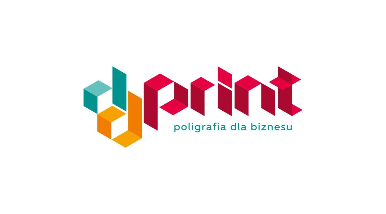DDPrint logotyp wersja podstawowa
