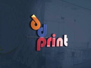 DDPrint logotyp odrzucony 1