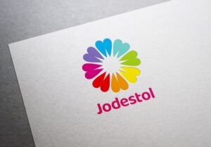 Jodestol-logotyp